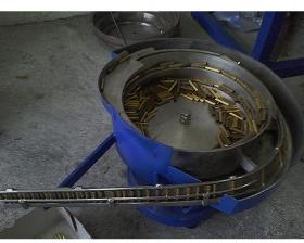 铜管振动盘(出口加长)